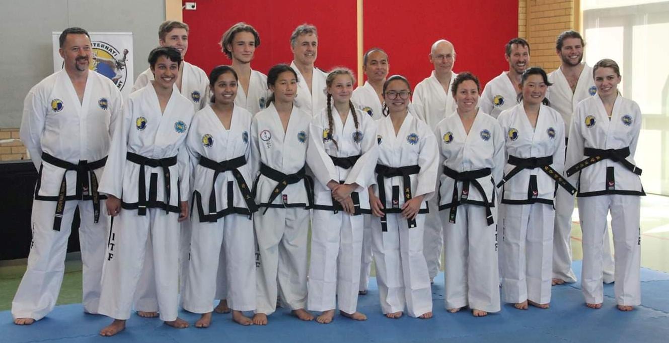 Hwarang International Taekwon-Do Canberra