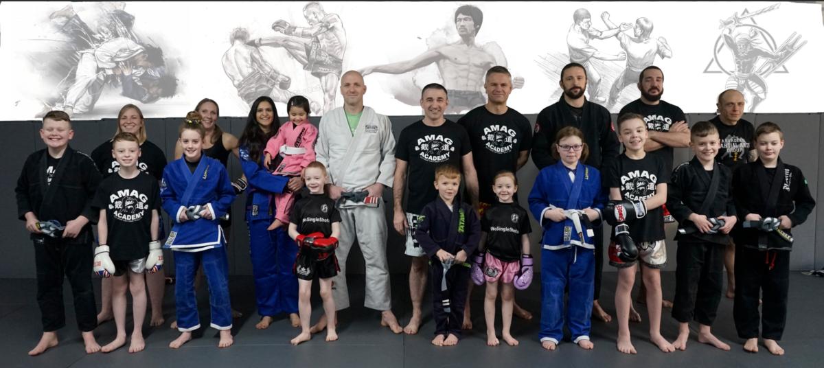 Aberdeen Martial Arts Group