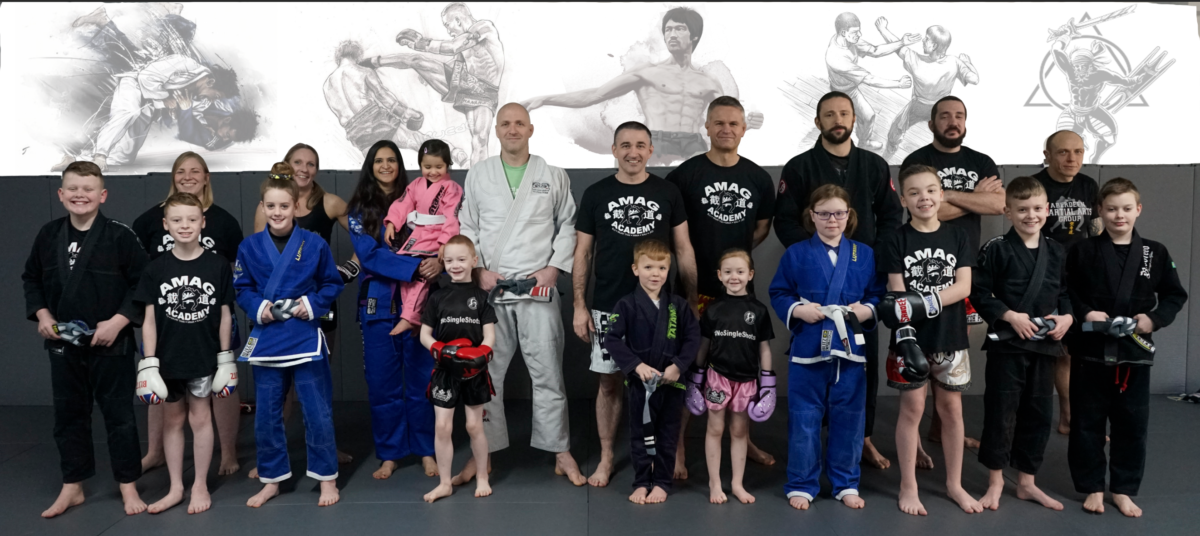 Aberdeen Martial Arts Group